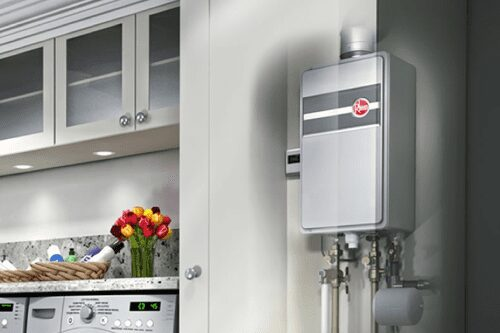 Title 24 Tankless Water Heater